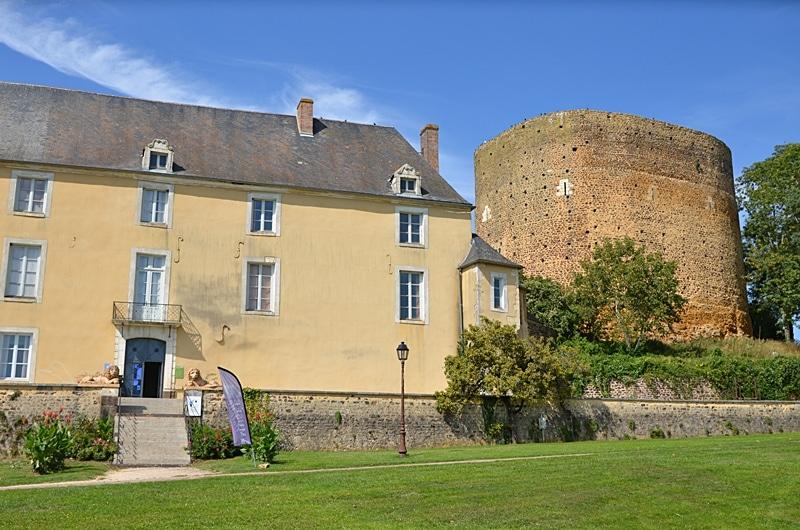 Musée Colette à Saint-Sauveur en Puisaye dans l'Yonne